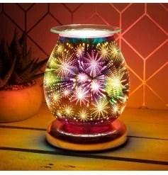 Firework Plugin Wax Burner