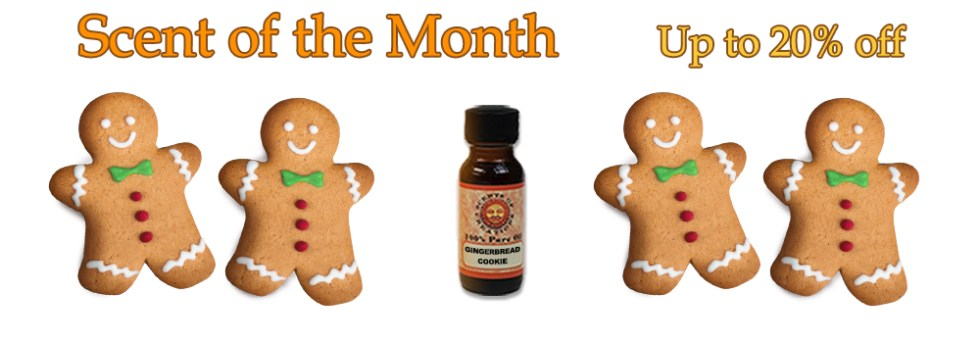 Gingerbread Cookie Fragrance Oil