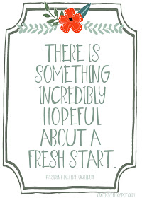 Starting Over Fresh, new beginnings, alternative healthcare, essential oils, best essential oils