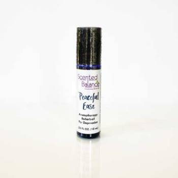 Peaceful Ease Aromatherapy Rollerball, Help with Depression,
