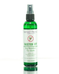 natural mosquito repellent, non-greasy bug spray, DEET Free Mosquito Repellent