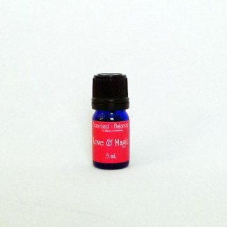 Special Occasion, Love & Magic Aromatherapy Blend, Valentine's Day, Bridal Shower Gift