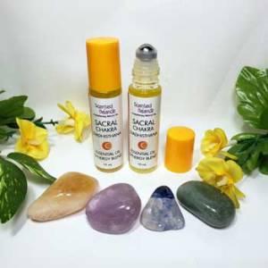 Sacral Chakra Aromatherapy Rollerball