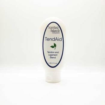 TendAid Blend for Tendons and Ligaments, Natural pain relief, essential oils for damaged tendo, ns