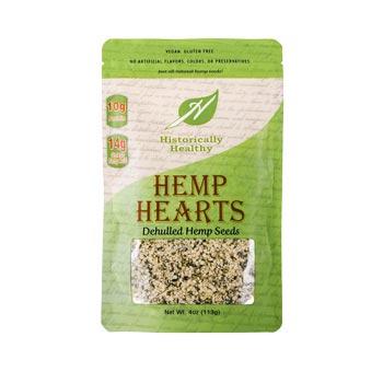 Hemp Hearts Dehulled Hemp Seeds