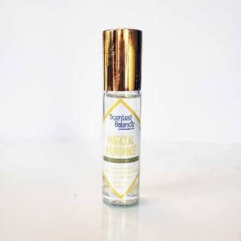 magickal abundance aromatherapy rollerball