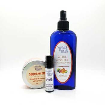 Citrus Aromatherapy Set