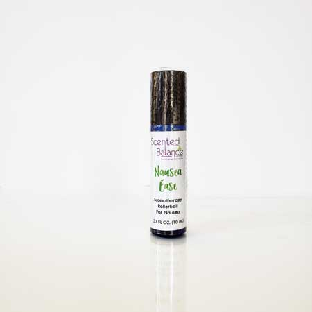 nausea ease synergy blend, essential oils for nausea