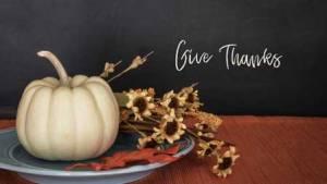 Random Acts of Gratitude, Feeling Helpless