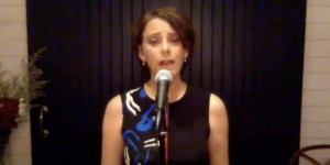 Judy Kuhn Performs 'Somebody Else's Story' as A part of The Seth Live performance Sequence; Re-Airs Right now at 3pm!