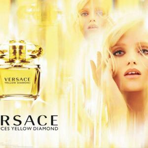 Versace Yellow Diamond Poster