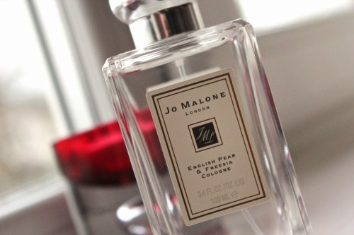Jo Malone English Pear and Freesia 100ml actual product