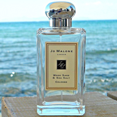 Jo Malone Wood Sage and Sea Salt 100ml Actual