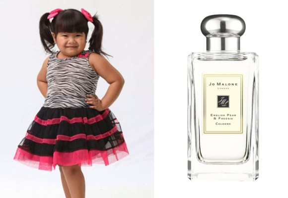 Ryzza Mae - Jo Malone English Pear and Freesia