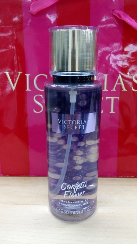 Victoria's Secret Confetti Flower Actual