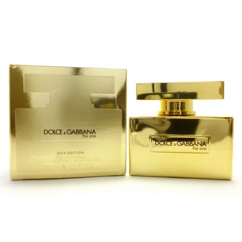 Dolce and Gabbana The One 2014 Gold Edition 75ml with Box