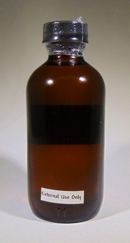 Kyphi Oil 4oz Back