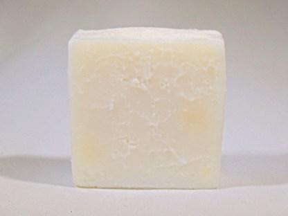 Natron Soap 5oz Side Unwrapped