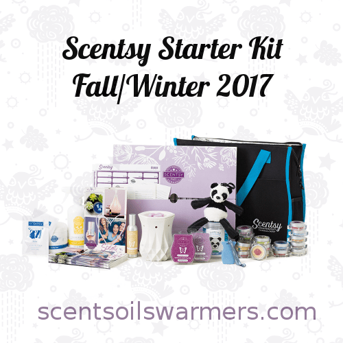 scentsy starter kit fall 2017