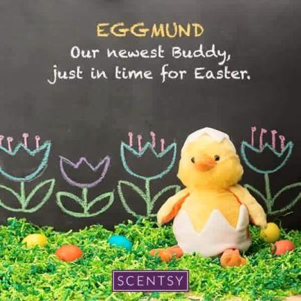 easter scentsy buddy