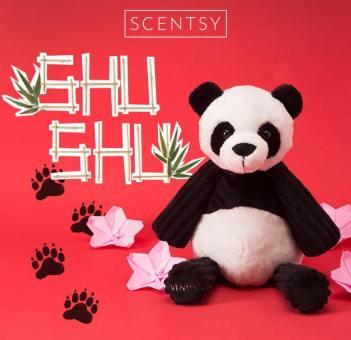 panda bear scentsy buddy
