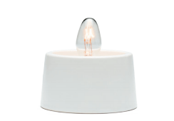 scentsy glass nightlight table top base