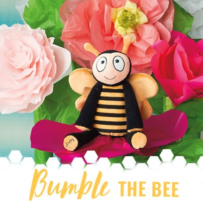 NEW Scentsy Bumble Bee Buddy