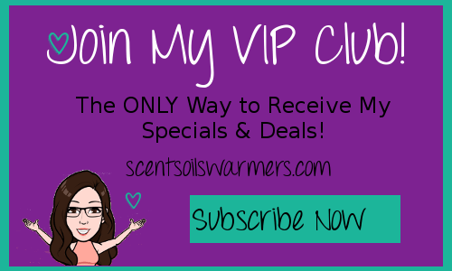 Join Scentsy VIP Newsletter