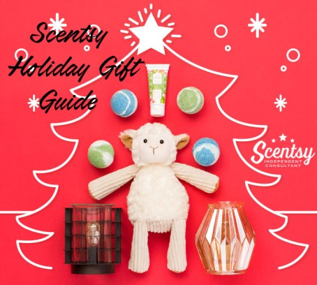 Scentsy Holiday Gift Guide