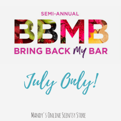 Scentsy BBMB July 2018