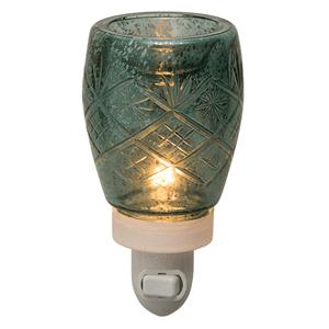 Vintage Glass Warmer