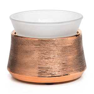 Etched Copper Scentsy Warmer