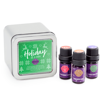 holiday scentsy oils