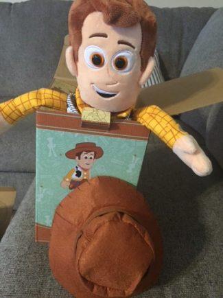 Woody-Scentsy Buddy