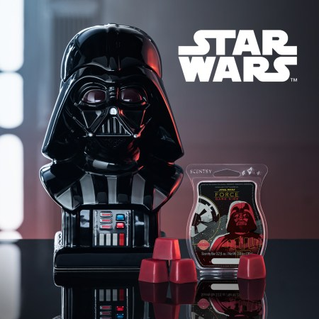 Star Wars Darth Vader Scentsy Warmer