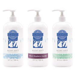 3 pack scentsy scent soft