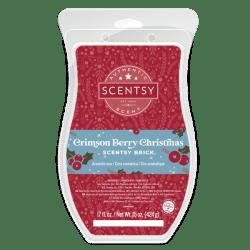Crimson Berry Scentsy Brick Nov 2020