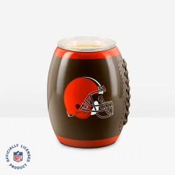 NFL Cleveland Browns Scentsy Warmer