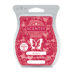 be merry scentsy wax bar