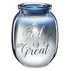 God is Great Scentsy Warmer