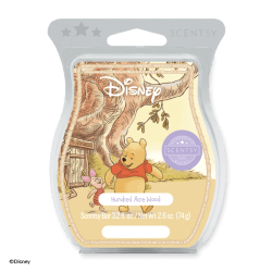 hundred acre wood scentsy wax bar