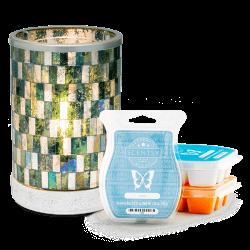 scentsy system 45 warmer bundle