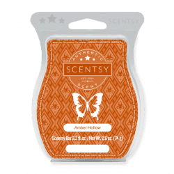 Amber Hollow Scentsy BBMB 2020