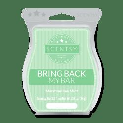Marshmallow Mint Scentsy BBMB 2020