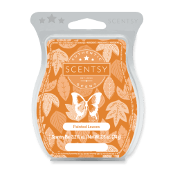 Painted Leaves Scentsy BBMB 2020