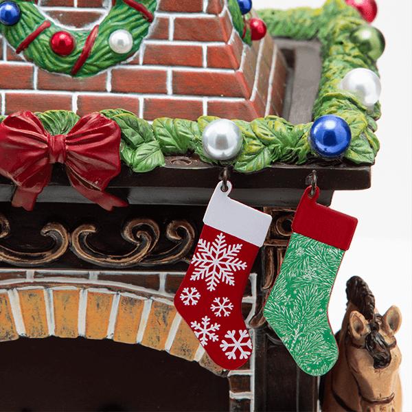 Holiday Hearth Scentsy Warmer Stockings