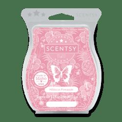 Hibiscus Pineapple Scentsy Wax Bar