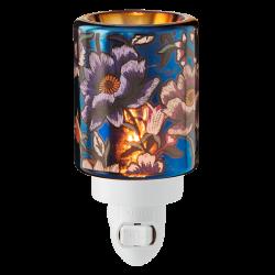 Midnight Floral Mini Scentsy Wax Warmer