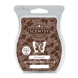 Mochadoodle Scentsy Wax Bar