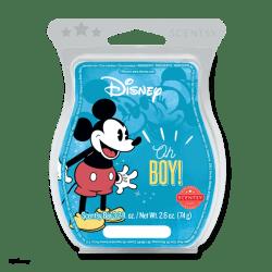 Oh Boy Mickey Scentsy Wax Bar